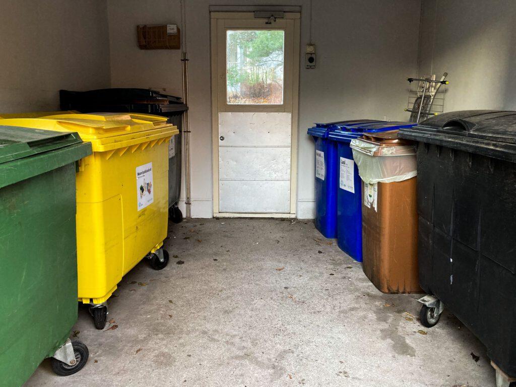 ゴミ分別システム